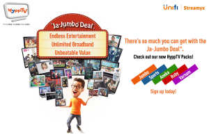 unifi jumbo pack promotion