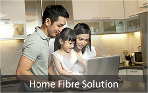Time Home Fibre Solution