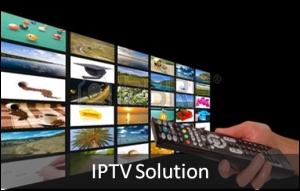 TIME IPTV Solution