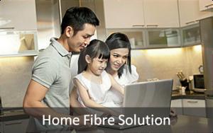 Home Fibre Solution