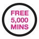 time fibre broadband free5k