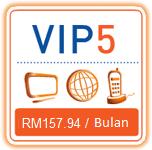 unifi vip 5 - tm fibre broadband